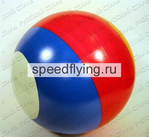 мяч д. 200мм полоса
